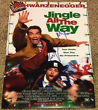 Jingle All The Way Arnie Christmas Classic Large Movie Poster Print Maxi A1 A2