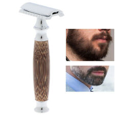 Men Shaving Manual Double Edge Classic Safety Razor Environmental Bamboo HanLDZT