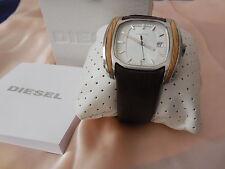 Diesel DZ1108 Watch BROWN Leather Band