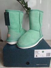 EMU Australia Stinger Lo Boot Sheepskin Boots, 6 (New) Free Shipping