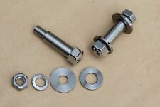 09111-08028 SUZUKI GT750 RE5A CLOCK MOUNTING BOLT SET - STAINLESS STEEL