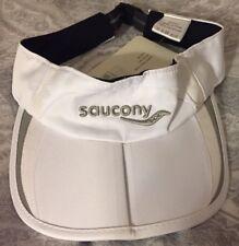 Saucony Women's Ignite Run Visor White