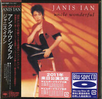 JANIS IAN-UNCLE WONDERFUL-JAPAN MINI LP BLU-SPEC CD Ltd/Ed F25