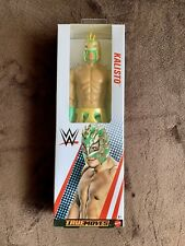 "New Mattel KALISTO - WWE  12"" Wrestling Toy Action Figure True Moves Series"