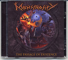"Monstrosity ""The Passage Of Existence"" 2018, CD"