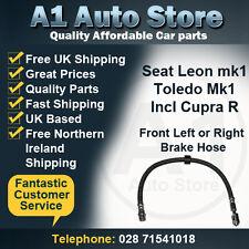 Seat Leon mk1 Toledo Mk1 Incl Cupra R Front Left or Front Right Brake Hose