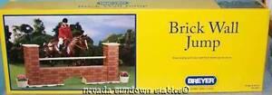 Breyer Model Accessories Brick Wall Jump