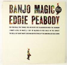 """Banjo Magic - Eddie Peabody, Dot 12"""" LP DLP-3376, VG+"""