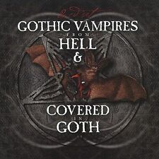 Covered in Goth Hell by Various Artists (CD, Mar-2001, 2 Discs, Cleopatra)