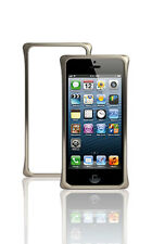 Lavoic Apple iPhone 5 5S Smooth Edge Aluminum Case - Silver by LavoicU
