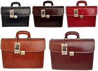 borsa da lavoro cartella porta documenti 24 ore vera pelle made in italy 7002