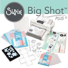 Sizzix Big Shot Plus Formato A4 in Versione Starter Kit mod.661546