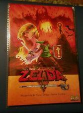 Legend of Zelda Hand Drawn Game Guide New Sealed