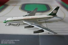 Blue Box Cathay Pacific Airways GD Convair 880 Old Color Diecast Model 1:200