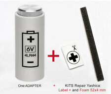 ADAPTER + KIT: for YASHICA Electro 35, GL, GSN, GTN, GT,G, GS, AX and MG1