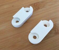 2x IKEA 110364 for shoe cabinet hinge Hemnes Stall Sandnes Skar