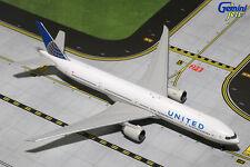 GEMINI JETS UNITED AIRLINES BOEING 777-300ER 1:400 DIE-CAST N58031 GJUAL1605