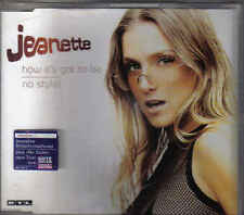 Jeanette-How Its Got To Be cd maxi single