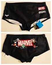 ARENA Marvel Comics (M) BATHING SWIM SUIT Avengers Spider-Man Thor Hulk Iron Man