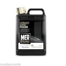 Mer Ultimate Car Polish [M5L] Professional Liquid Wax Car Van Bike  - 500ml