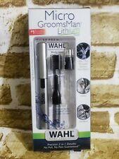 Wahl Micro GroomsMan Precision Lithium Power 2 in 1 Detailer Kit 5640-1001 NEW