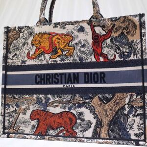 Bag Tote Dior book jungle exclusive bolso shopping jungla