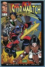 Stormwatch #28 (Sep 1995, Image [Wildstorm]) Jeff Mariotte Ron Lim