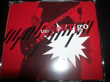 U2 Vertigo Australian CD 2 Single (986818-4) - Like New