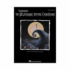 Hal Leonard - The Nightmare Before Christmas Piano/Vocal/Guitar Songbook, 312488
