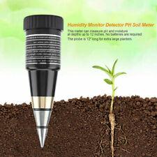2in1 Soil Humidity Tester PH Moisture Light Test Meter For Garden Plant Flower