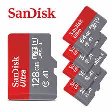 SanDisk Class 10 Ultra Micro SD Memory Card 16GB 32GB 64GB 128GB SDHC SDXC