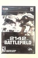 BATTLEFIELD 2142 PC DVD GAME (DN1)