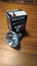 PHILIPS Halogen B15d 6V 15W 6º 6424 GBA Halogenlampe Alu Reflektor