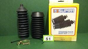 Audi 80/1001973- steering rack boot kit