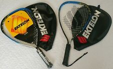 Ektelon Titan Usra Racquetball Racquets with Covers Xs Grip 7U4050051 Pair of 2