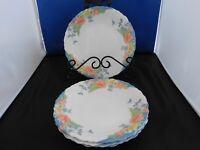 Arcopal France - Florine - 4 - Lunch Plates - VGC
