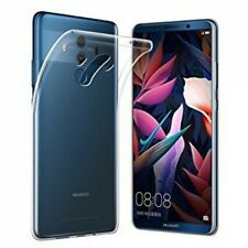 Per Huawei P9 10 Mate 20 30 Lite Slim Silicon Pro Clear Gel Back Case Cover