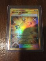 Metal Core Barrier 232/214 Full Art Secret Rare NM Unbroken Bonds Pokemon TCG