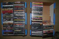 CD Sammlung Alben Heavy Metal Black Metal Hard Punk Rock Neu/Versiegelt 130 CD