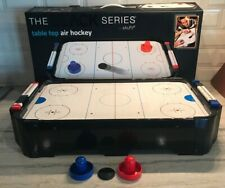 The Black Series Table Top Air Hockey by Shift 20 inch Game With Box