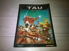 Warhammer 40,000 40K Games Workshop Codex Tau 3rd Edition 2001
