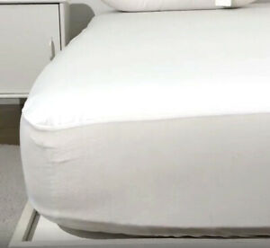 MATTRESS COVER PROTECTOR WATERPROOF FITTED SHEET  DOUBLE KING QUEEN SIZE BEDDING