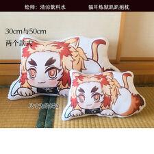 Demon Slayer: Kimetsu no Yaiba Rengoku Kyoujurou Cosplay Plush Pillow Dolls Toy