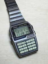 rare vintage casio DBC-150 Data Bank Calculator Watch HTF Dbc150