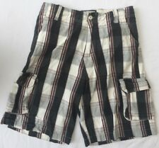 """Size M (33"""" Waist) Soul Star Chequed Shorts *** Stunning ***"""