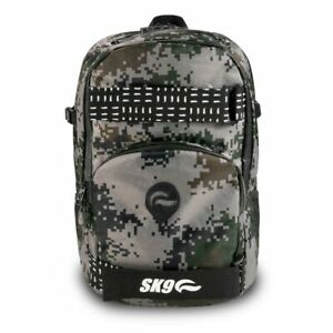 Skunk Nomad Skaters Backpack - Smell Proof Weather Resistant w/ Combination Lock