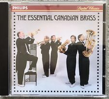 The Essential Canadian Brass CD - Philips 1991