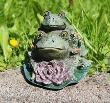 Deko-Frosch als Schlüsselversteck Geheimfach Ersatzschlüssel-Versteck Safe Cache
