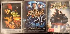 STARSHIP TROOPERS 1, 2 HEROES OF THE FEDERATION & 3 MARAUDER DELETED DVD TRILOGY