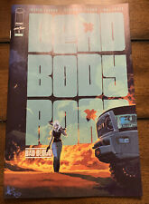 DEAD BODY ROAD BAD BLOOD #1 (1 OF 6) NM/M 2020 IMAGE COMICS